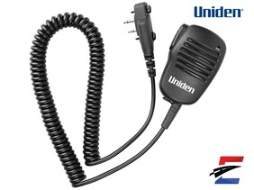 Uniden Corded Speaker Mic SM800 For UH800 Series 2Pin