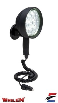 Whelen PAR-46 Handheld Super LED 2° Spotlight