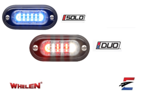 Whelen Mini T-Series Linear Thin Lighthead (NEW)