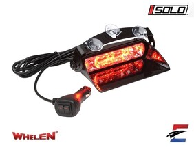 Whelen Avenger II SOLO Linear LED Dash Light