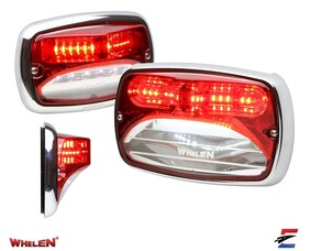Whelen M4 V-Series™,Two-In-One Super-LED Lighthead