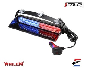 Whelen Avenger II SOLO Dual Linear LED Dash Light